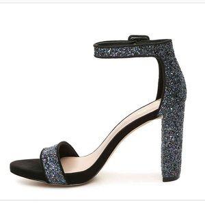 Mix No. 6 Glitter Block Heels